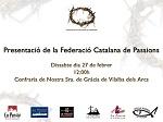 Presentació Federació Catalana de Passions