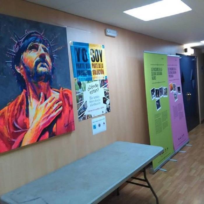 Patronat de la Passió d´Ulldecona > <b>notícies</b> > Exposició Passions a Catalunya