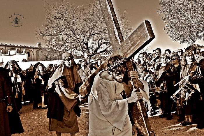 Arribada dels Reis Mags d�Orient a Ulldecona