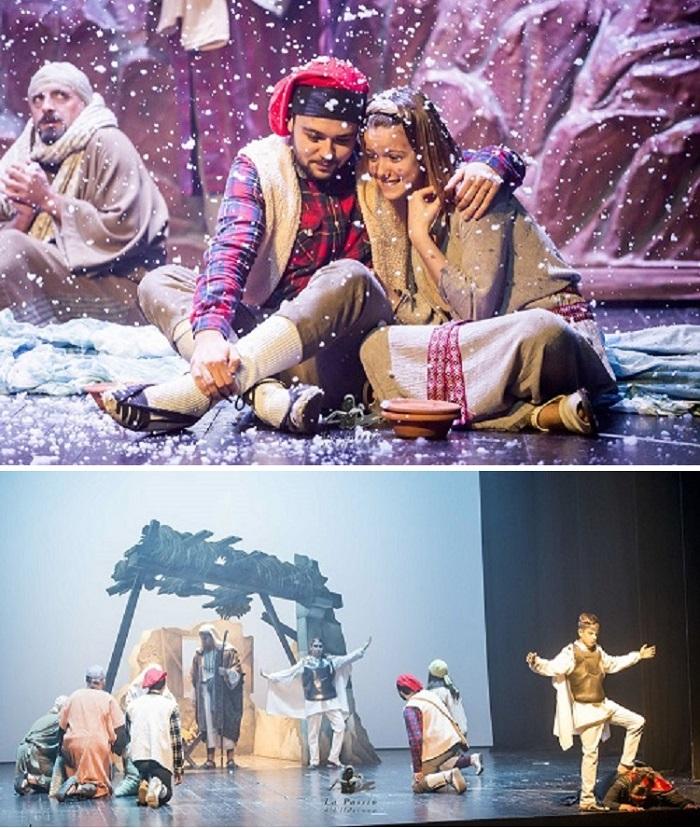 Patronat de la Passió d´Ulldecona > escola de teatre > Comença el curs 2016/17 de l´escola de teatre