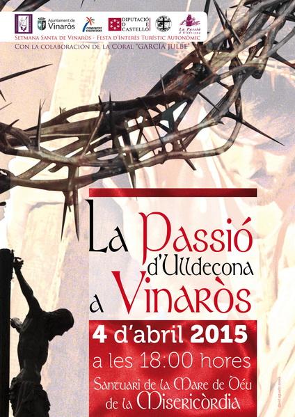 Patronato de la Passió d´Ulldecona > <b>noticias</b> > Ulldecona difunde La Pasión en la calle