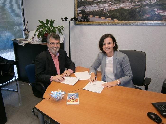 """Patronato de la Passió d´Ulldecona > <b>noticias</b> > Convenio Fundación Bancaria """"la Caixa"""" y Patronato de La Pasión de Ulldecona"""
